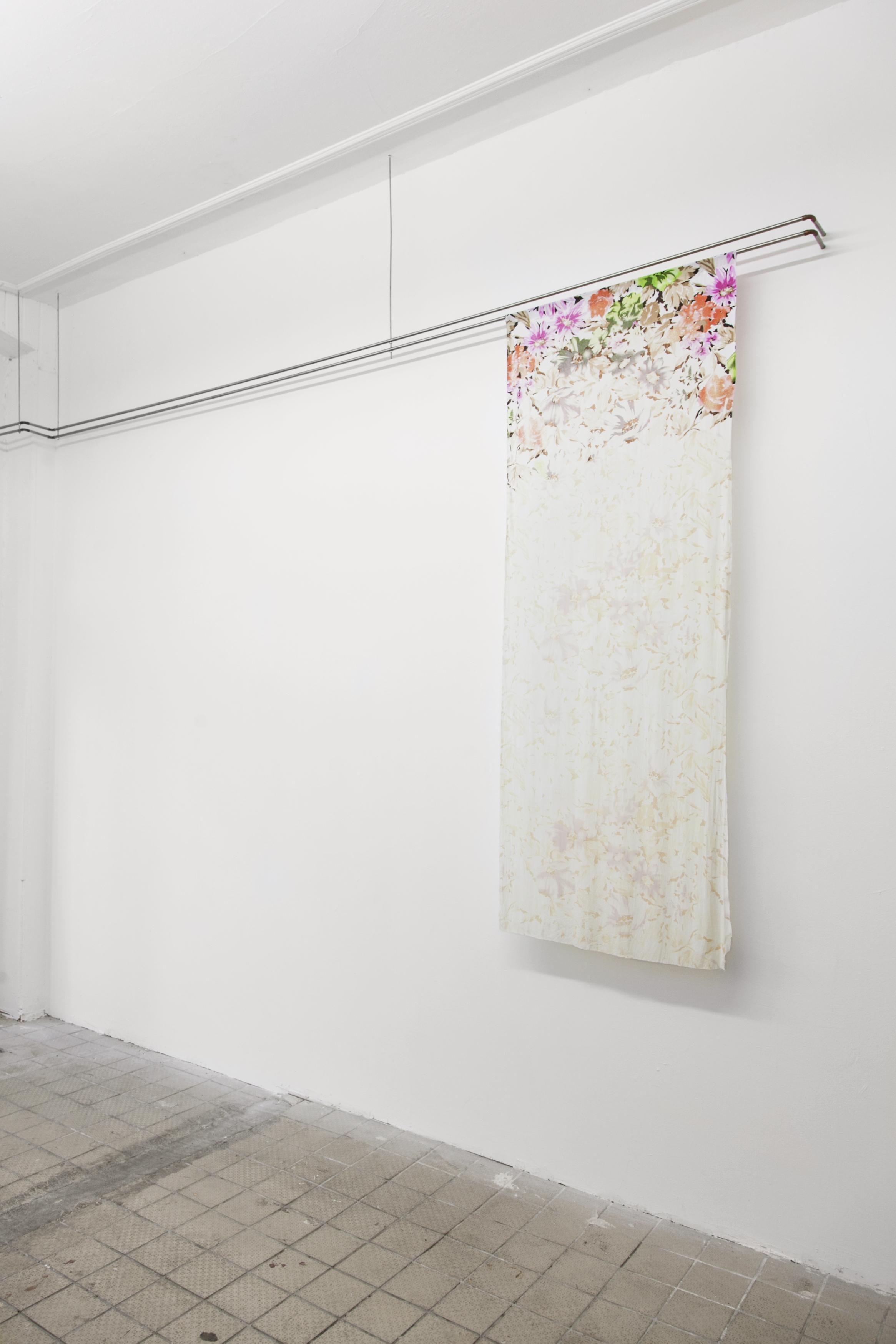 Mia Goyette, Sunscreen (Wildflowers), 2014